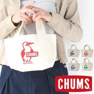 チャムス トートバッグ s CHUMS Booby Mini Canvas Tote ランチトート|protocol