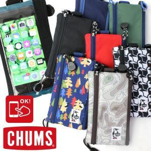 CHUMS Eco Key Smart Phone Case エコ スマートフォンケース CH60-248 スマホ 携帯ケース|protocol