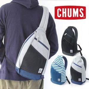 チャムス ボディバッグ ナイロン CHUMS CH60-2519 ボディバッグスウェットナイロン|protocol