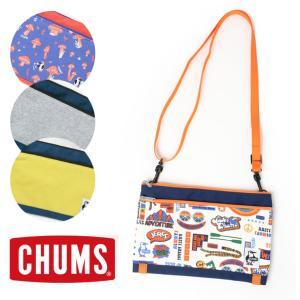 チャムス ショルダーバッグ chums メンズ レディース 小物 アウトドア CH60-2682|protocol