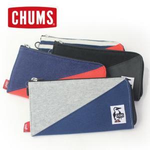 フェス 財布 メンズ カード コイン CHUMS チャムス 長財布 キャンプ アウトドア 便利グッズ CH60-2687 送料無料|protocol