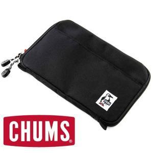 チャムス ポーチ ペンケース CHUMS Eco Tidy Pouch エコタイディポーチ CH60...