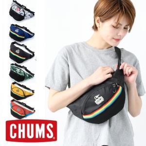 フェス バッグ ショルダー ペットボトル チャムス chums スプリングデールファニーパック CH60-2742 ショルダー メンズ レディース 送料無料|protocol