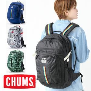 撥水 キャンプ リュック おしゃれ チャムス レディース chums スプリングデール 30l CH60-2743 フェス 便利グッズ メンズ|protocol