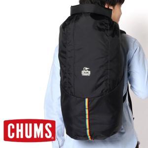 チャムス バッグ CHUMS スプリングデール45ロールトップダッフル CH60-2910 リュック デイパック 45リットル 45L / 防災 リュック protocol