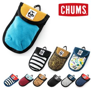 財布 チャムス キーケース  コインケース CHUMS  CH60-3017 財布 子供 キャンプ アウトドア|protocol