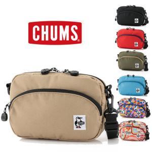 チャムス ショルダーバッグ メンズ レディース CHUMS リサイクルショルダーポーチ CH60-3126 protocol