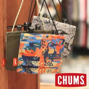 チャムス ポーチ CHUMS リサイクルポケットショルダーポーチフォーキッズ CH60-3132 ショルダーバッグ|protocol