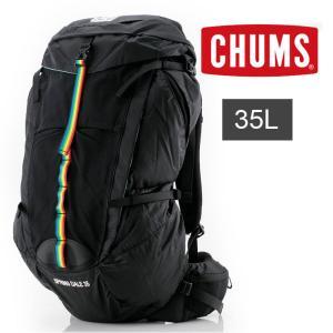 リュック チャムス バッグ CHUMS スプリングデール35 CH60-3161 35L アウトドア キャンプ 春 夏 春夏 protocol