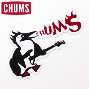 チャムス ステッカー スマホ CHUMS ロックブービー CHUMS Sticker Rock Booby CH62-0047|protocol