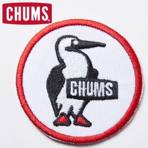 CHUMS ワッペン チャムス ワッペンブービーロゴS Wappen Booby Logo S CH62-1055|protocol