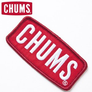 CHUMS 雑貨 ワッペン ワッペンチャムスロゴS Wappen CHUMS Logo S CH62-1057|protocol