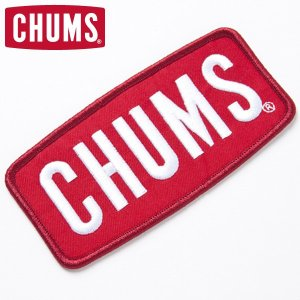 CHUMS ワッペン チャムス ロゴ M Wappen CHUMS Logo M CH62-1064|protocol