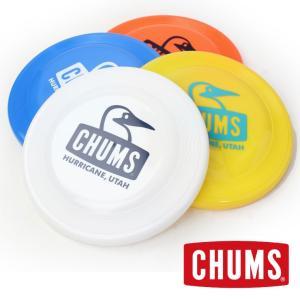 チャムス フリスビー CHUMS フライングディスク ブービー ロゴ CH62-1487 フリスビー ブービー チャムス アウトドア キャンプ 新作|protocol