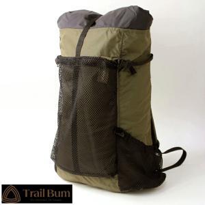 トレイルバム リュック Trail Bum STEADY ステディ S M NAVY GRAY OLIVE ザック バックパック protocol