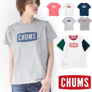 チャムス Tシャツ ボーダー レディース 新品 CHUMS H11-1539  春 夏 春夏 CHUMS CH11-1324 正規品 / 送料無料|protocol