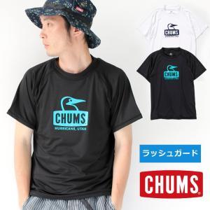 フェス Tシャツ ブランド チャムス メンズ CHUMS ラッシュガード CH01-1530 アウトドア 30代 40代 キャンプ ファッション 送料無料 protocol