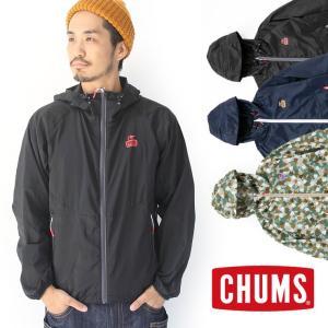 チャムス マウンテンパーカー CHUMS レディバグジャケット CH04-1075|protocol