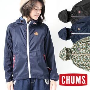 チャムス レディース アウター CHUMS レディバグジャケット CH14-1075|protocol