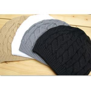 ニット帽 メンズ 冬 大きい 帽子 秋 イスラム帽 コットン ケーブル編み ワッチキャップ イスラム帽 ビーニー 秋冬|protocol|03