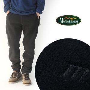 マナスタッシュ MANASTASH POLARTEC PANTS 2 ポーラーテックフリースパンツ メンズ ボトムス アウトドア フリース 秋 冬|protocol