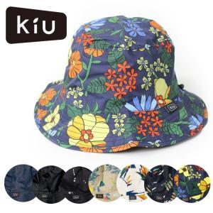 キャンプ 服装 女子 春 帽子 レディース メンズ Kiu キウ バケットハット|protocol