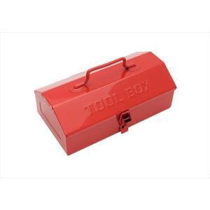 GIGA ギガセレクション 山型ツールボックス レッド T-1R|protools