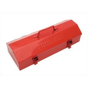 GIGA ギガセレクション 山型ツールボックス レッド T-3R|protools