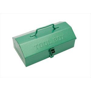 GIGA ギガセレクション 山型ツールボックス グリーン TY-1MMG|protools