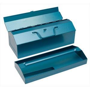GIGA ギガセレクション 山型トレー付ツールボックス ブルー TY-4MMB|protools