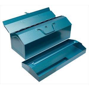 GIGA ギガセレクション 山型トレー付ツールボックス ブルー TY-5MMB|protools