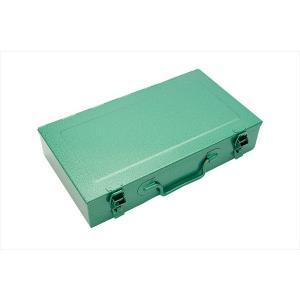GIGA ギガセレクション トランク型ツールボックス グリーン TH-11MMG|protools