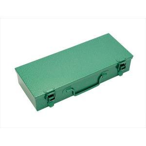 GIGA ギガセレクション トランク型ツールボックス グリーン TH-12MMG|protools
