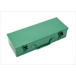 GIGA ギガセレクション トランク型ツールボックス グリーン TH-13MMG|protools