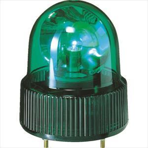 パトライト SKH−A型 小型回転灯 Φ118 オールプラスチックタイプ (SKH-101A-G)|protools