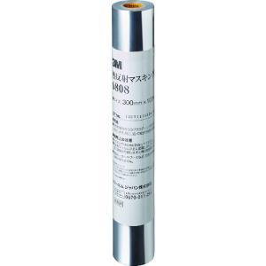 スリーエム ジャパン 3M 熱反射マスキングフィルム 6808 300mm×100m(6808)|protools