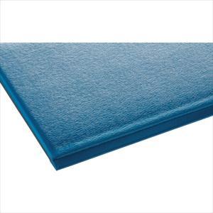 (代引き不可)テラモト テラクッション極厚 900×1500 ブルー(MR-069-044-3)|protools