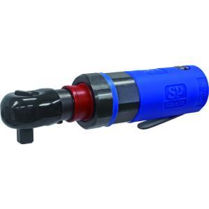 エス.ピー.エアー SP 9.5mm角ローテーショナルヘッドミニラチェパクト(SP-7722RH)|protools