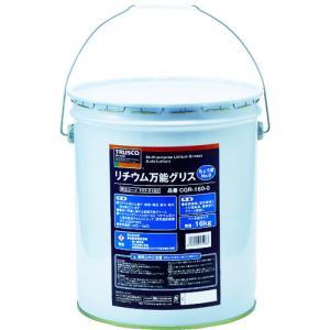 トラスコ中山 TRUSCO リチウム万能グリス #0 16kg(CGR-160-0)|protools