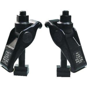 フジツール ハネクランプセット アポロナットM16 Tナット18 ボルト150H PM5S