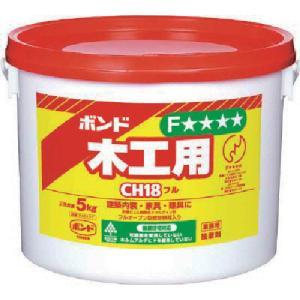 コニシ ボンド木工用 CH18フル 5kg(ポリ缶) #40177(CH18-5)|protools