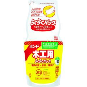コニシ ボンド木工用 らくらくパック 1kg(ポリ袋) #40168(CH18-LLP1)|protools