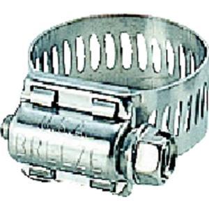 トラスコ中山 ブリーズ ステンレスホースバンド 締付径 14.0mm〜27.0mm【63010】|protools
