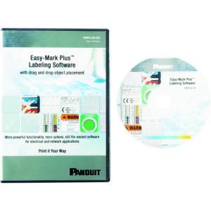 パンドウイットコーポレーション ラベル印字ソフト(EMPLUS-CD)|protools