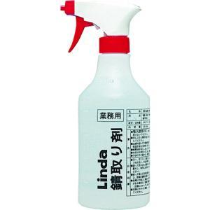 横浜油脂工業 Linda 錆取り剤 500ml(MZ06)|protools
