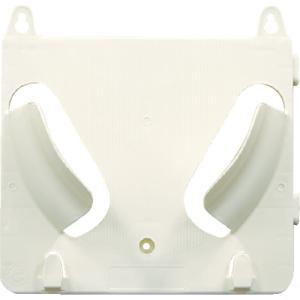 谷沢製作所 タニザワ ヘルメットラック エコラック 1個掛け用 マグネット付き(アイボリー)(821NM-IV)|protools