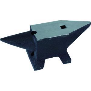 トラスコ中山 TRUSCO 鋳鋼アンビル 20kg(TAV-20)|protools
