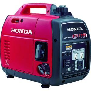(特価)(代引き不可)HONDA ホンダ 防音型インバーター発電機 1.8kVA(交流/直流)(EU18ITJN)|protools