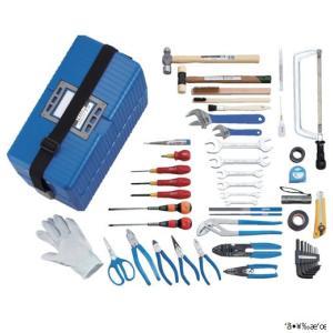 HOZAN ホーザン 工具セット メンテナンスセット48点 S51