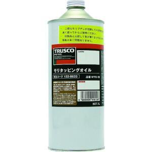 トラスコ中山 TRUSCO モリタッピングオイル 1L(MTO-10)|protools